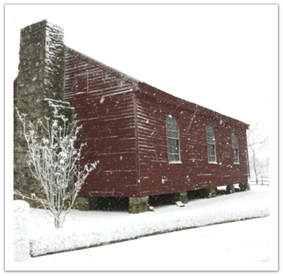 Cold Spring schoolhouse